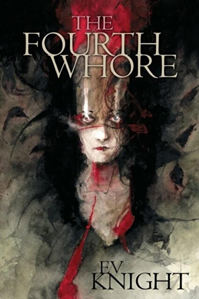The Fourth Whore cover