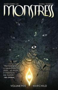 Cover of Monstress Voluime 5