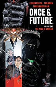 Cover of Once & Future volume 1