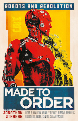Cover of Made to Order: Robots and Revolution