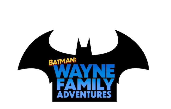 Batman Wayne Family Adventures Webtoon by writer CRC Payne and artist StarBite logo feature image