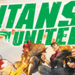 Cover image of Titans United #1 by Jamal Campbell, DC Comics, September 2021