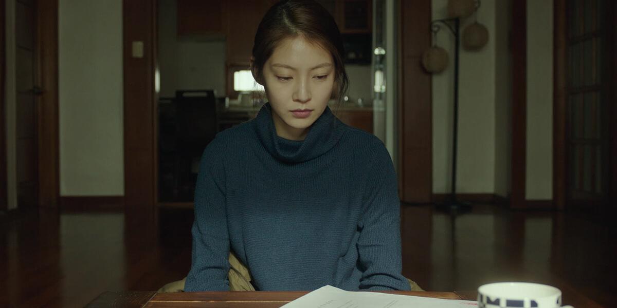 Aloners Hong Sung-eun (Director), Gong Seung-yeon, Jung Da-eun, Seo Hyun-woo, Park Jeong-hak (Cast) September 10, 2021 Image credit: Courtesy of TIFF