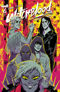 Cover of Witchblood #6