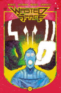 Cover of Wasted Space #23 (Vault Comics, September 2021)